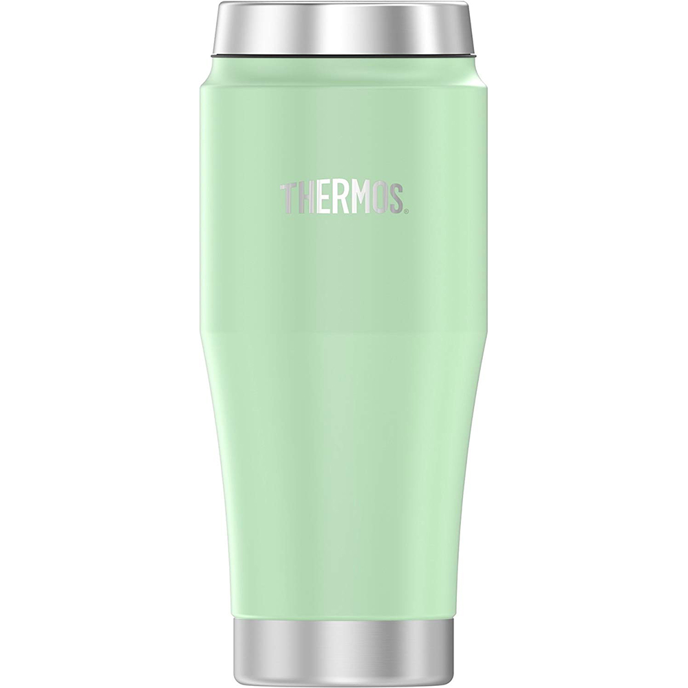 Thermos Vacuum Insulated Stainless Steel Travel Tumbler - 16oz - Frosted Mint - H1018FM4