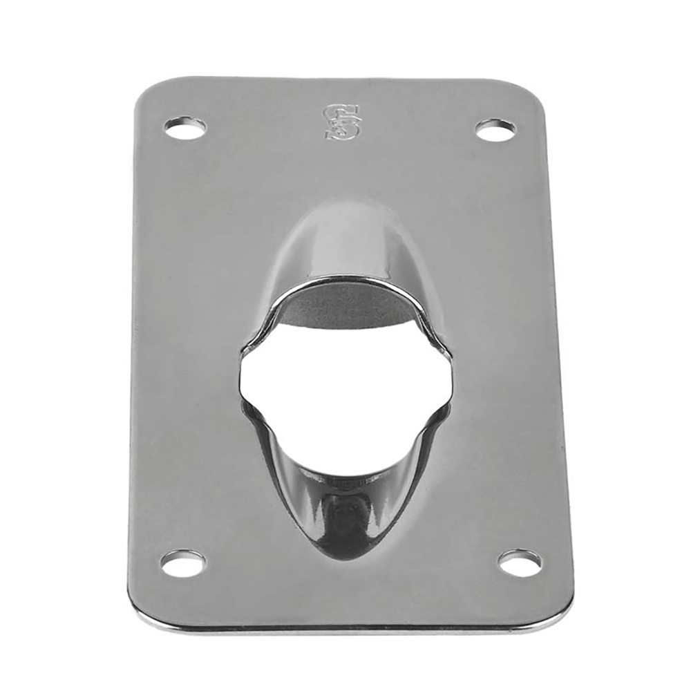 Schaefer Halyard Exit Plate for Up To 3/4