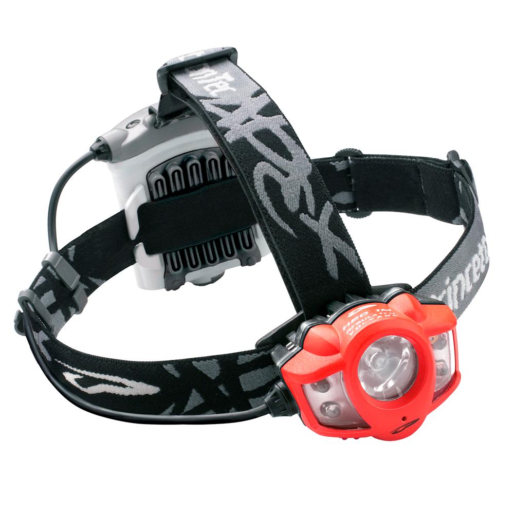 Princeton Tec Apex LED Headlamp - 550 Lumens - Red - APX550-RD