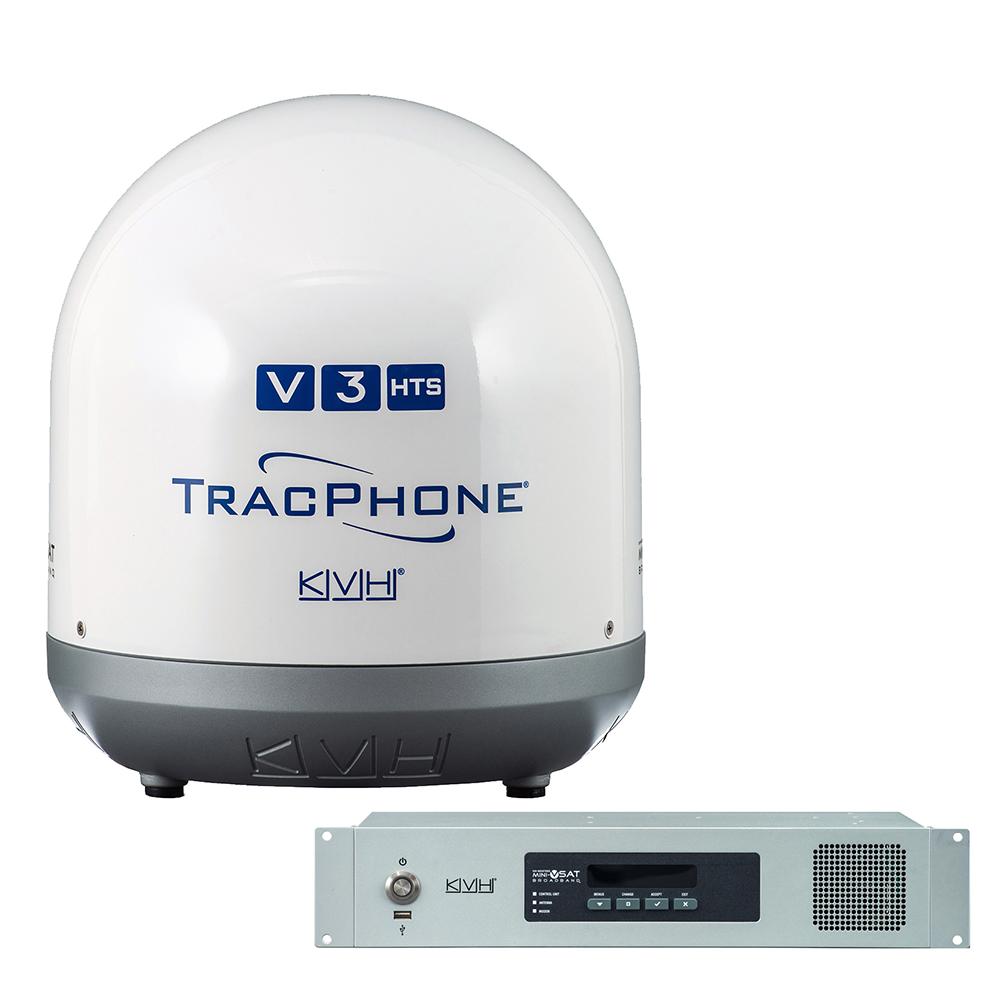 KVH TracPhone V3HTS - 01-0418-11