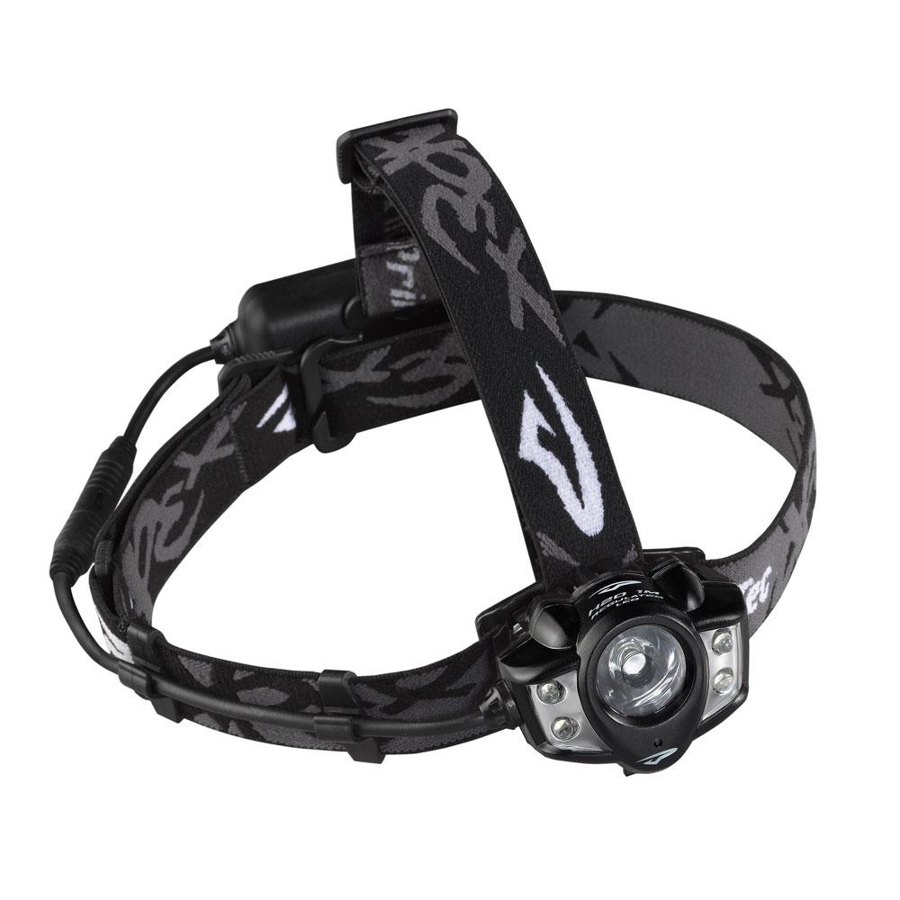Princeton Tec Apex Rechargeable LED Headlamp - 450 Lumens - Black - APX450-RC-BK
