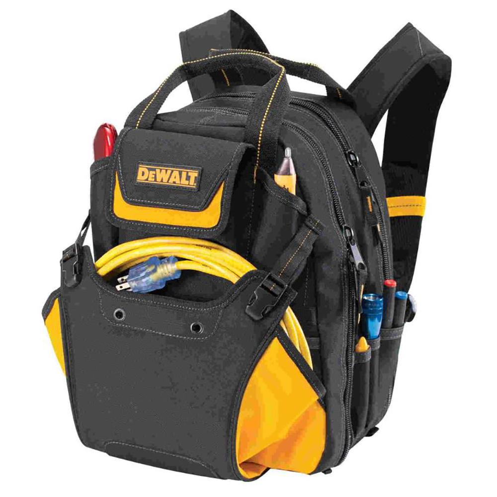 CLC Limited Edition 44 Pocket DeWalt Backpack