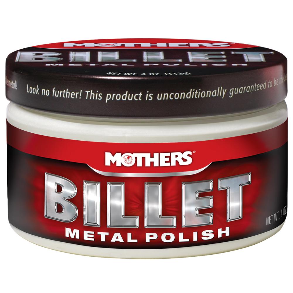 Mothers Billet Metal Polish - 4oz.