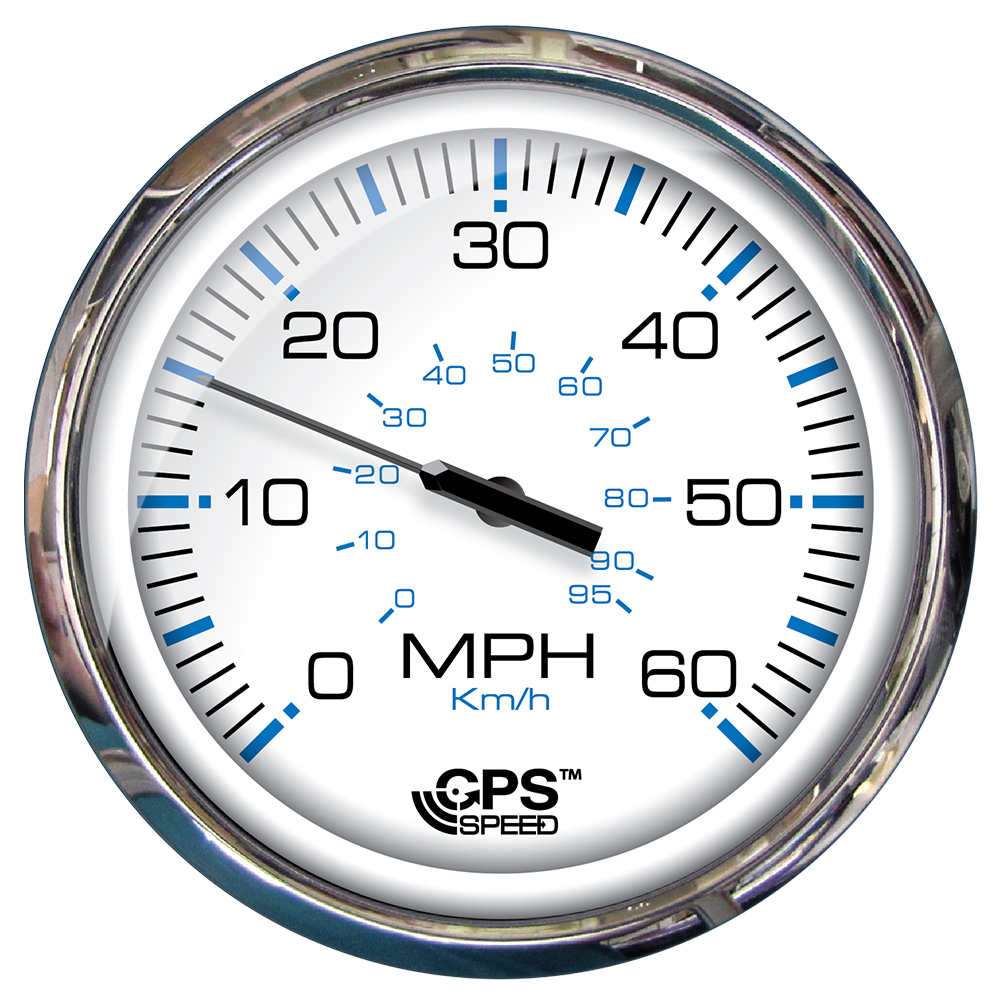 Faria Marine Instruments Boat Marine Speedometer Pitot Only Black 80 MPH