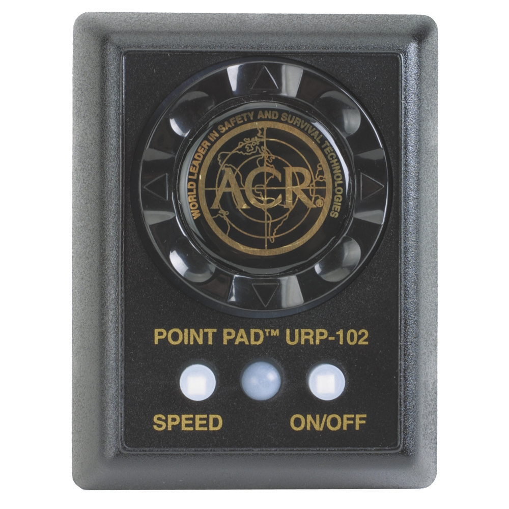 ACR URP-102 Point Pad f/RCL-50 & RCL-100 Searchlights CD-10025