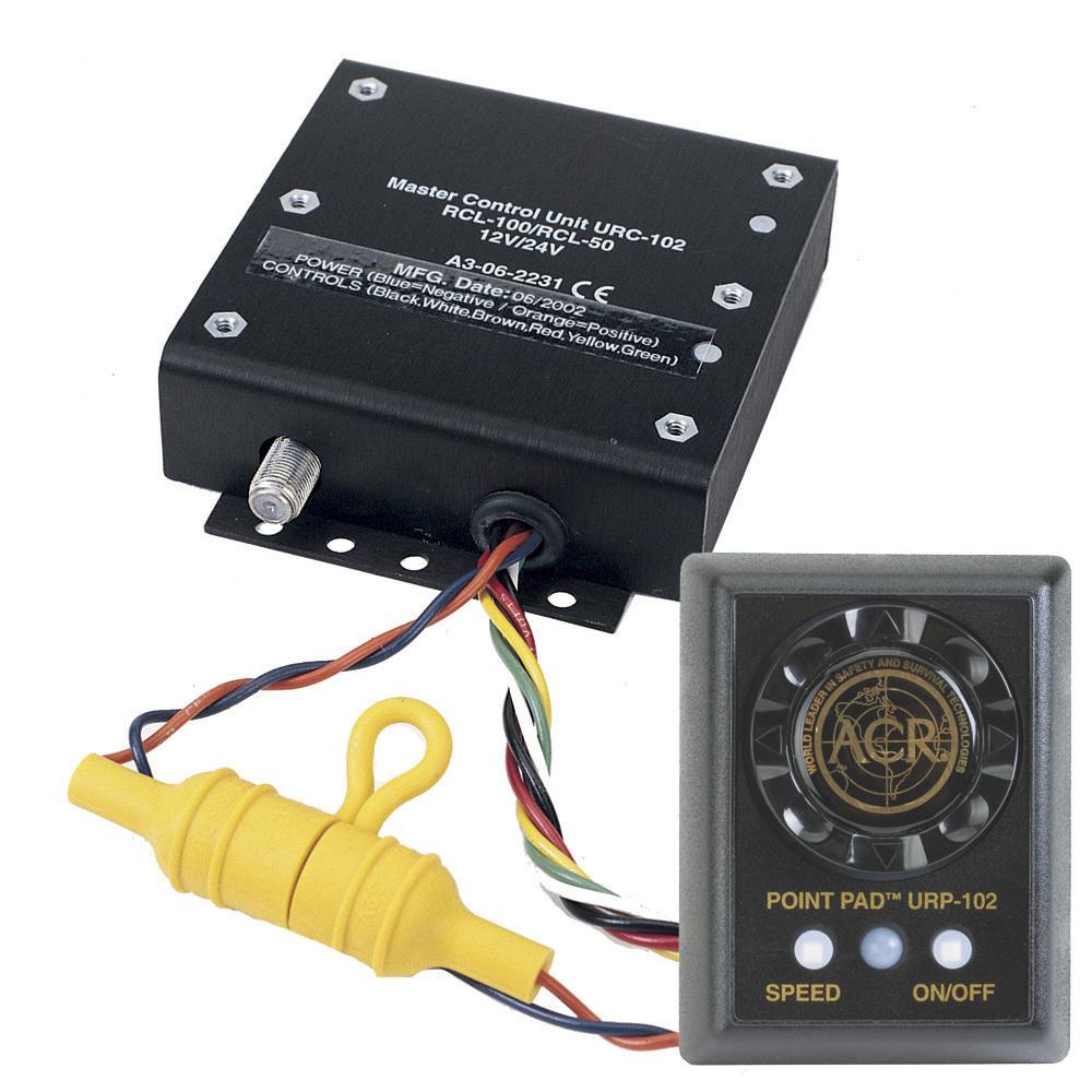 ACR Universal Remote Control Kit CD-10030