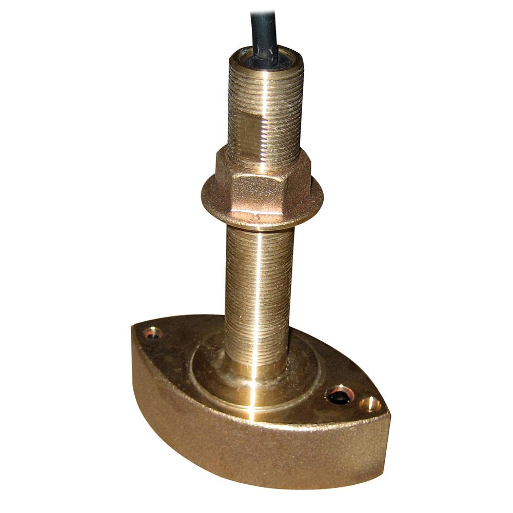 Furuno 525T-BSD Bronze TH Dept Depth/Temp 10 Pin B45 Housing - # 525T-BSD
