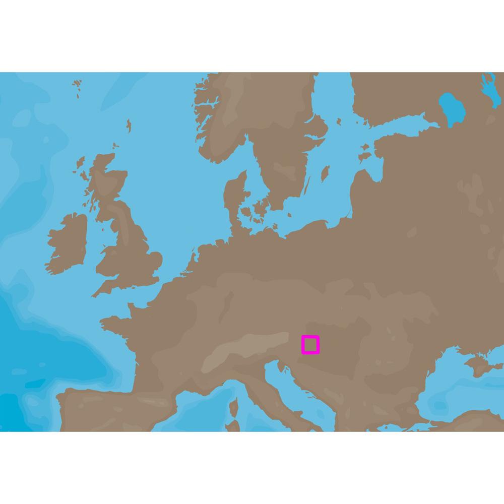 C-MAP NT+ EN-C077 - Balaton Lake - Furuno FP-Card - EN-C077FURUNOFP
