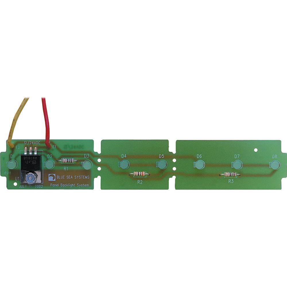 Blue Sea 8384 4 Position Label Backlight Kit - 8384