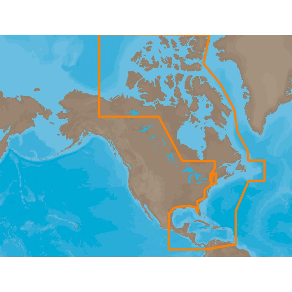 CMAP MAX NAM033 Atlantic Coast US/Canada Gulf of Mexico Caribbean ...