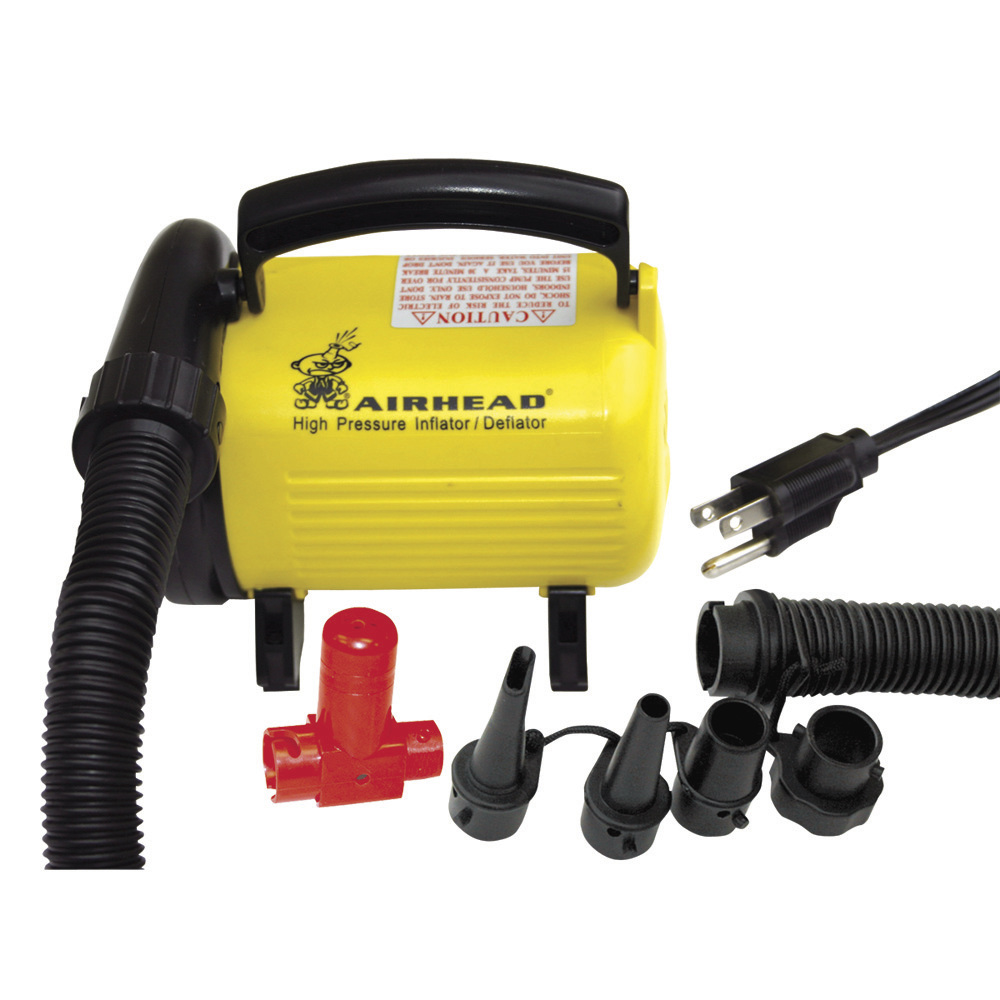 AIRHEAD 120V Hi-Pressure Air Pump - AHP-120HP
