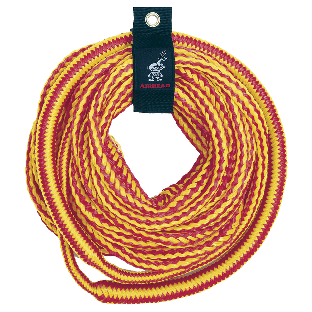 AIRHEAD 4 Rider Bungee Tube 50' Tow Rope - AHTRB-50