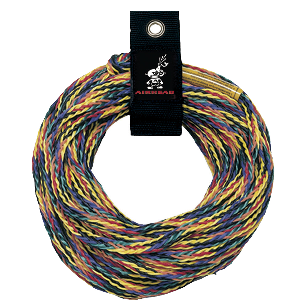 AIRHEAD 2 Rider Tube Tow Rope - 50' - AHTR-60