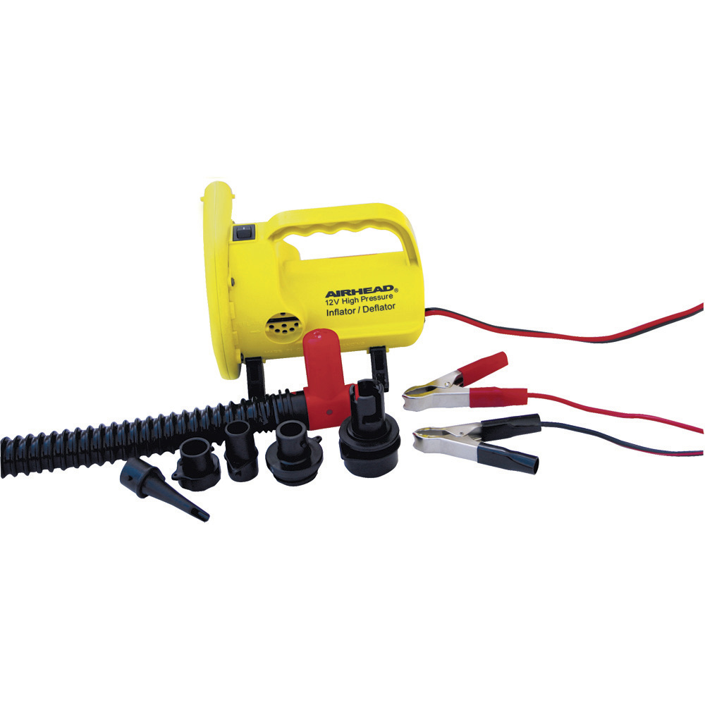 AIRHEAD 12V High Pressure Air Pump - AHP-12HP