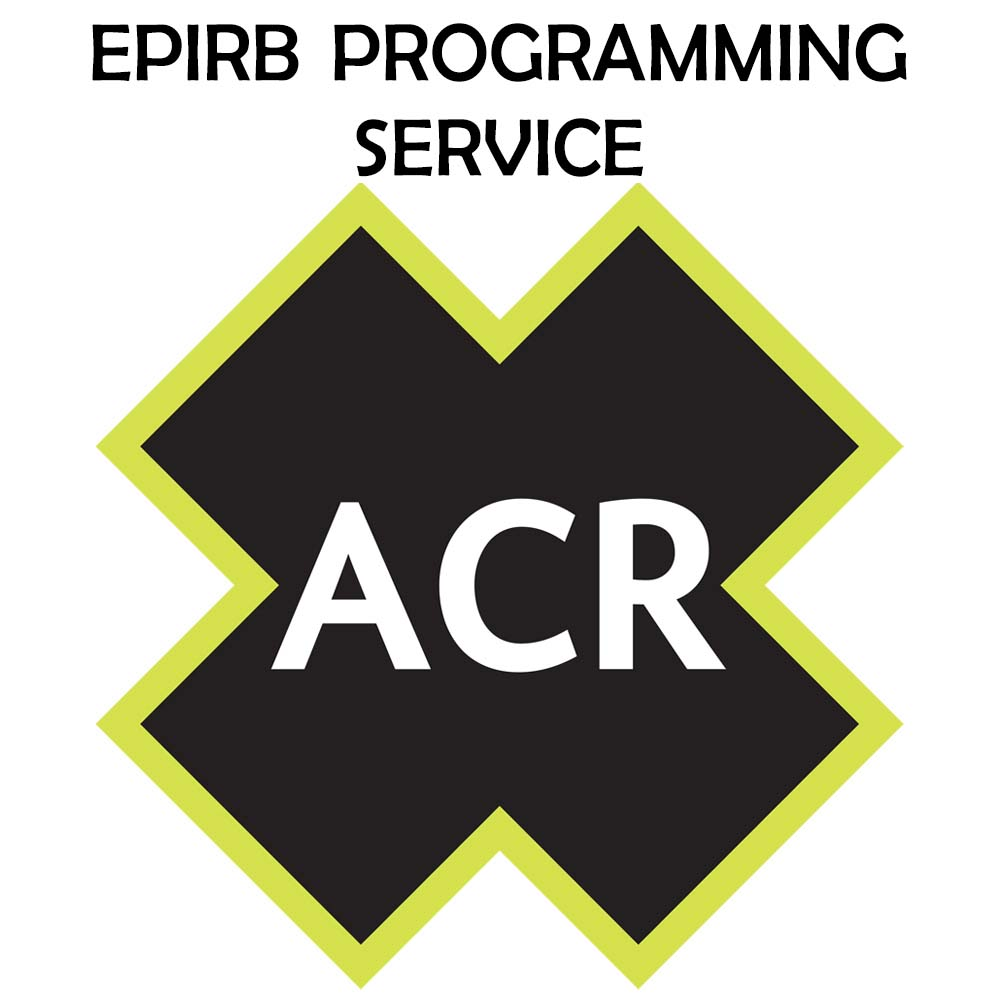 ACR EPIRB Programming Service CD-33712