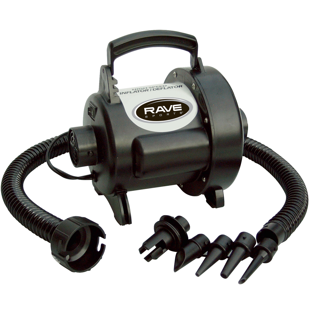 RAVE High Speed Inflator/Deflator - 3.0 PSI - 01083