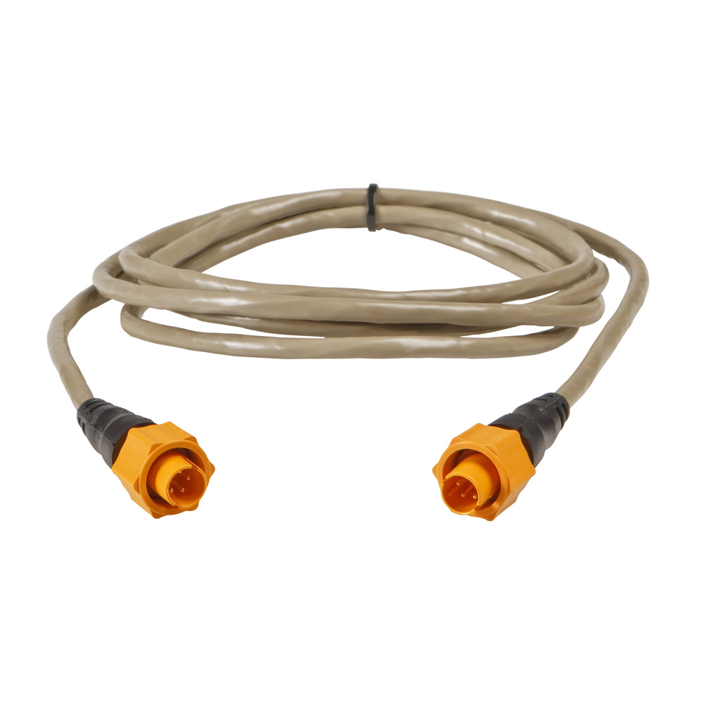 Lowrance 6 FT Ethernet Cable ETHEXT-6YL - 000-0127-51