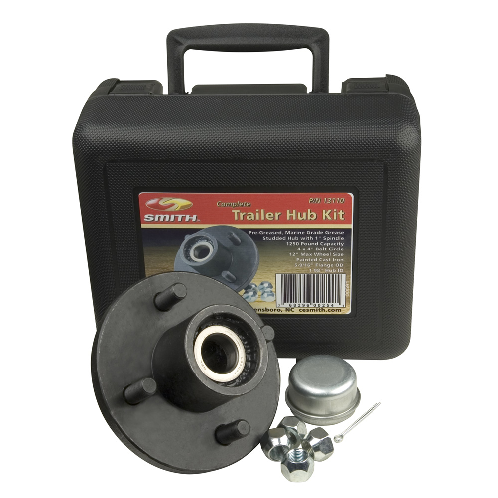 C.E. Smith Trailer Hub Kit Package 1