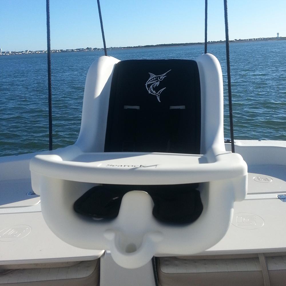 SearocK Marine-Grade Baby Seat & Swing - Fits 8-48 Months - BABYSEAROCK