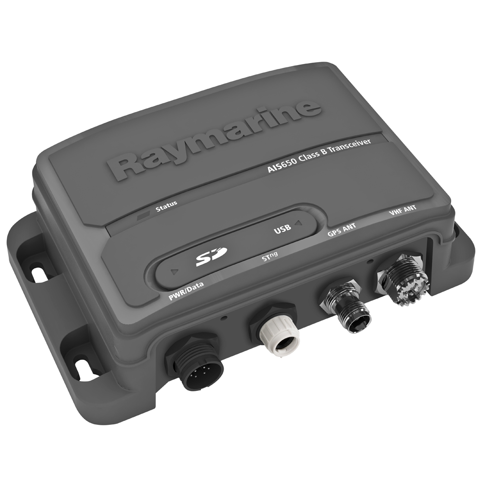 Raymarine AIS650 Class B Transceiver - Includes Programming Fee - E32158