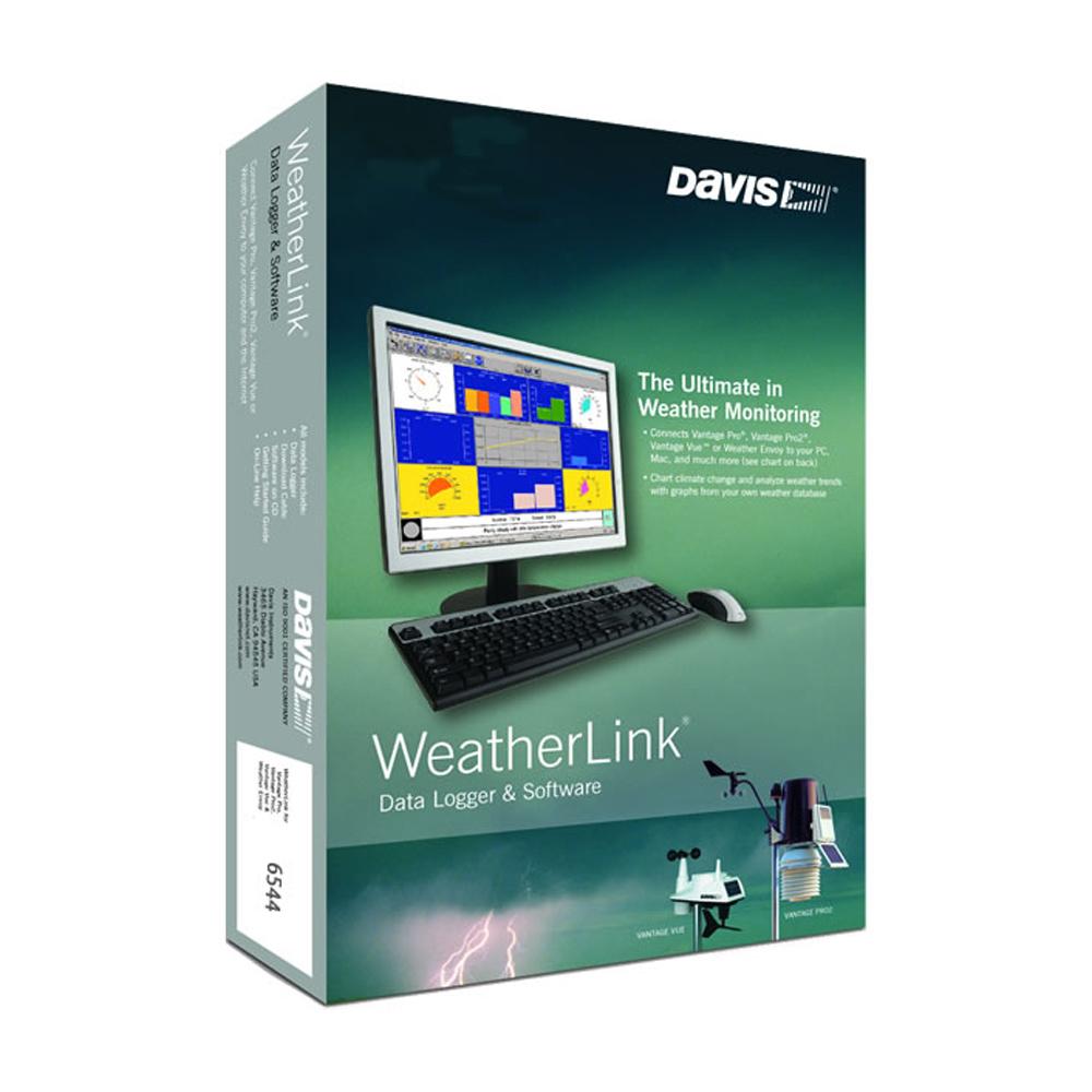 davis weatherlink ip data logger for vantage pro pro 2 vue envoy weather station ebay. Black Bedroom Furniture Sets. Home Design Ideas