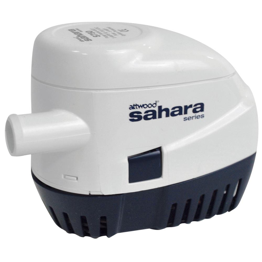 Attwood Sahara Automatic Bilge Pump S500 Series - 12v