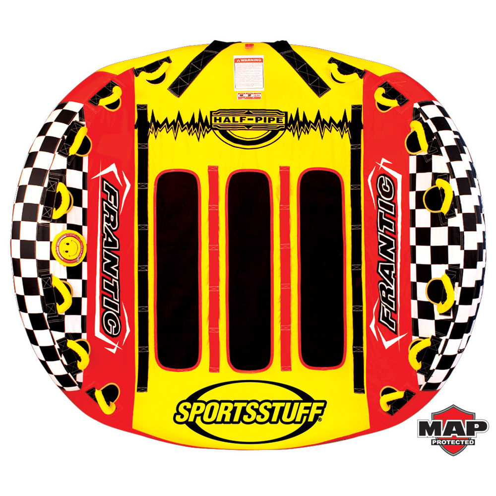 SportsStuff Half Pipe Frantic - 53-2160