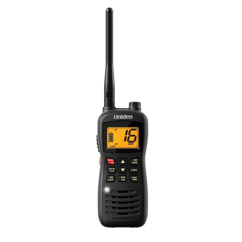 Uniden MHS126 Handheld VHF - MHS126