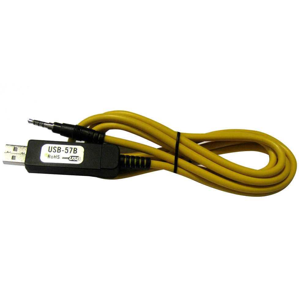 Standard Horizon USB-57B PC Programming Cable - USB-57B