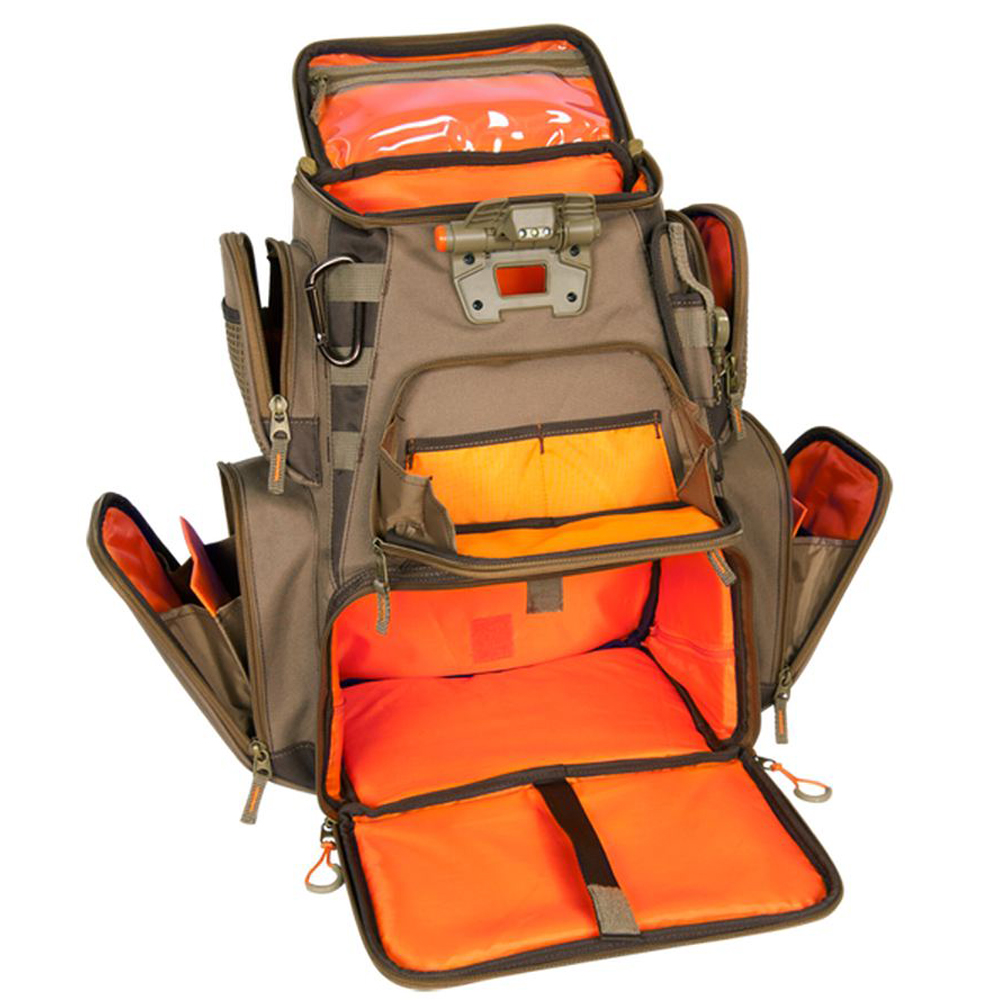 Wild River NOMAD Lighted Tackle Backpack without Trays - WN3604