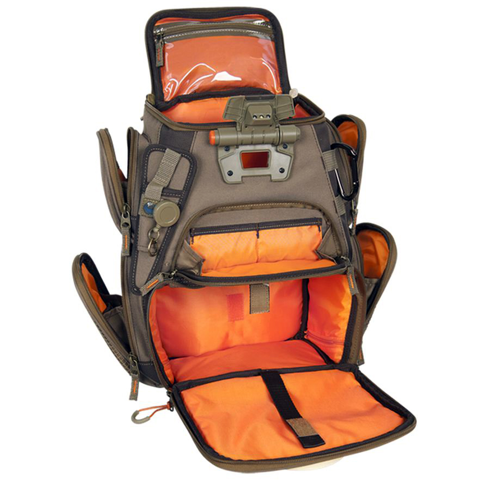 Wild River RECON Lighted Compact Tackle Backpack without Trays - WN3503
