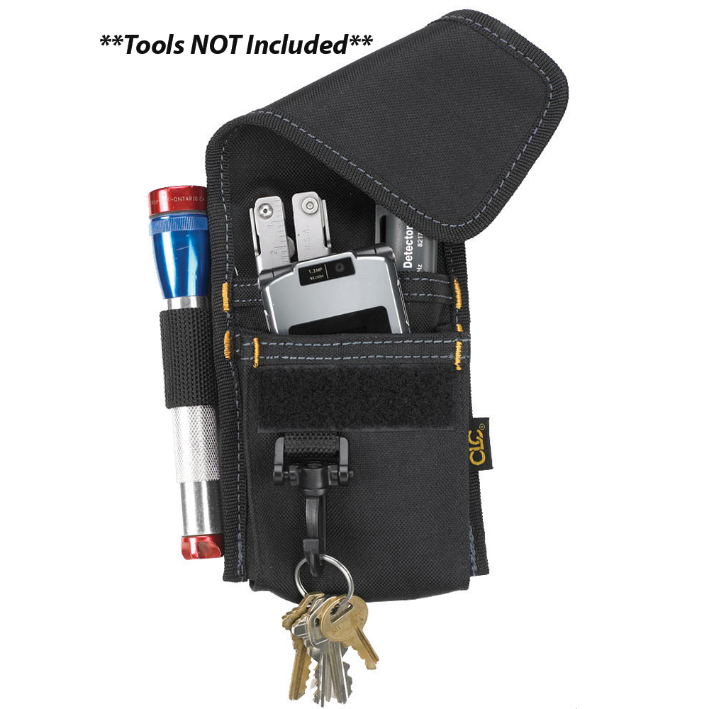 CLC 1104 4 Pocket Multi-Purpose Tool Holder - 1104