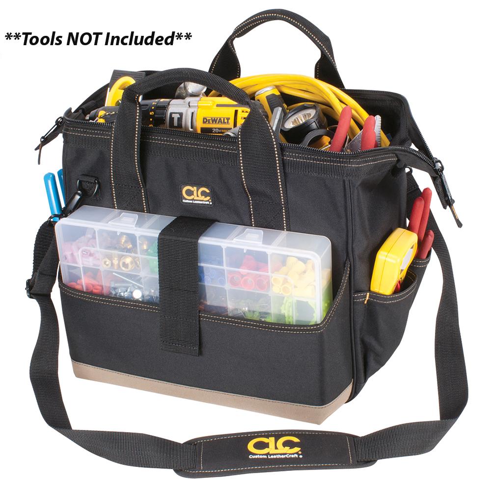 CLC 1139 Large Traytote Tool Bag - 1139