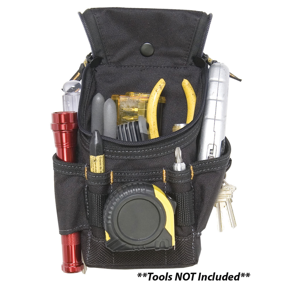 CLC 1523 Small Ziptop Utility Pouch - 1523