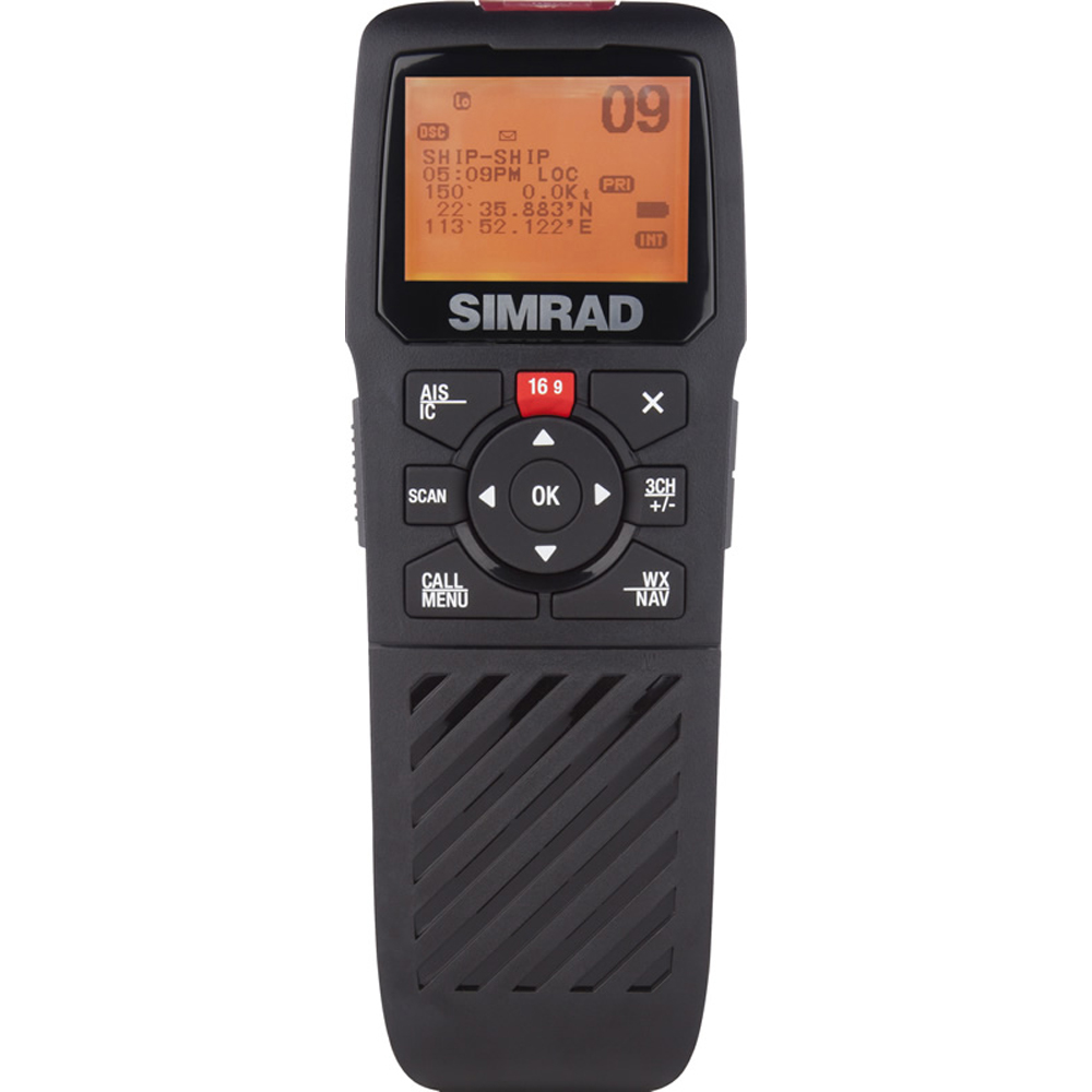 Simrad Hs35 Wireless Handset For Rs35 000 10791 001 611104313417 Bri Jbl Xtreme Blue Ebay