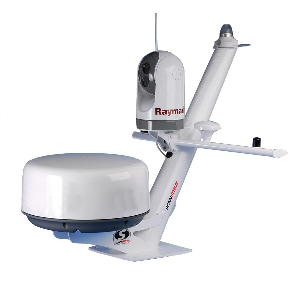 Scanstrut Tapered Radar Mast for Radomes, Lights, Cameras, GPS/VHF Antennas - PTM-R1-2