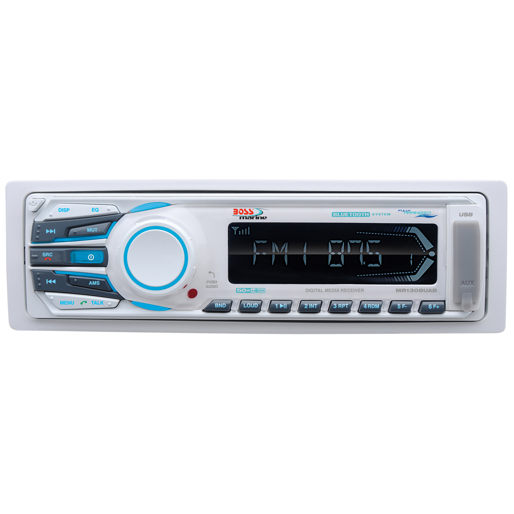 BOSS AUDIO MR1308UAB MP3 AM/FM USB/SD FRONT SUX IN WIRELESS
