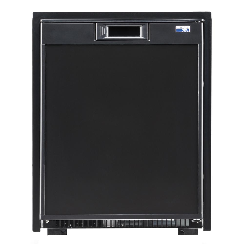 Norcold 1.7 Cubic Feet AC/DC Marine Refrigerator - Black - NR740BB
