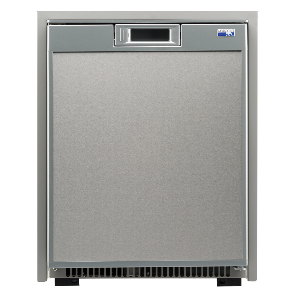 Norcold 1.7 Cubic Feet AC/DC Marine Refigerator - Stainless Steel - NR740SS