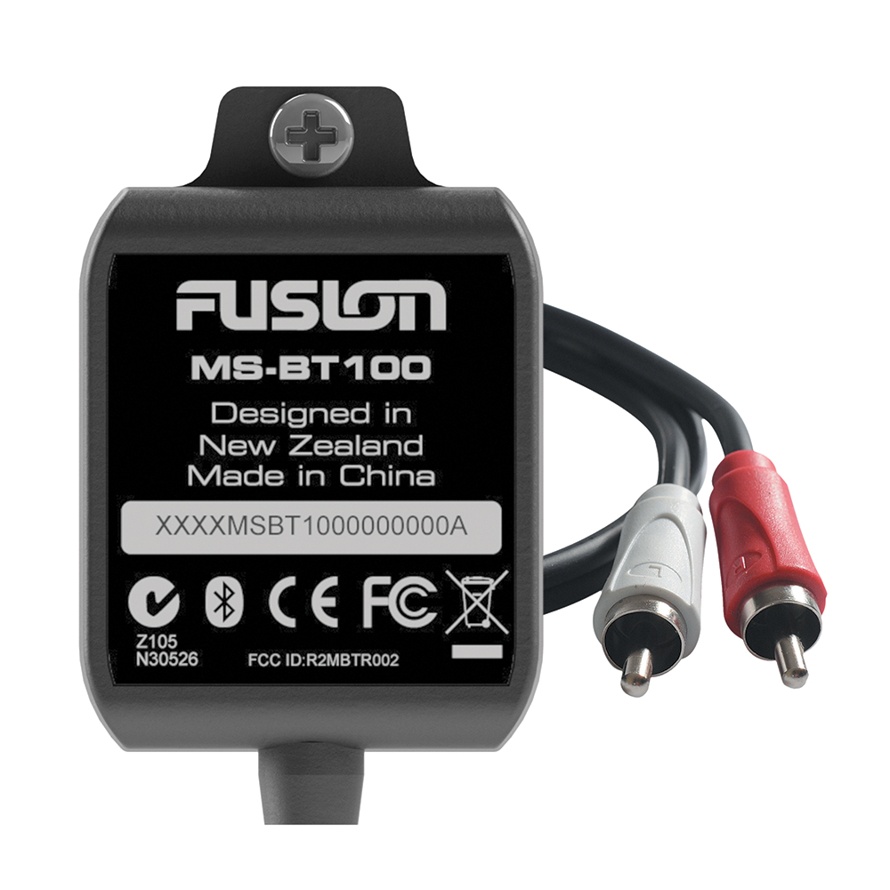 FUSION BT100 BLUETOOTH DONGLE  FOR ALL HEAD UNITS AUX RCA