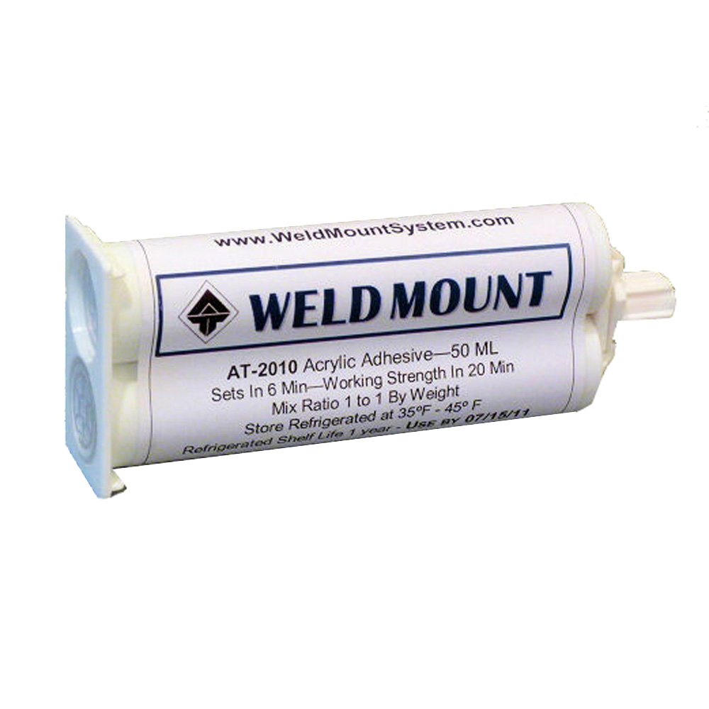 Weld Mount AT-2010 Acrylic Adhesive - 2010