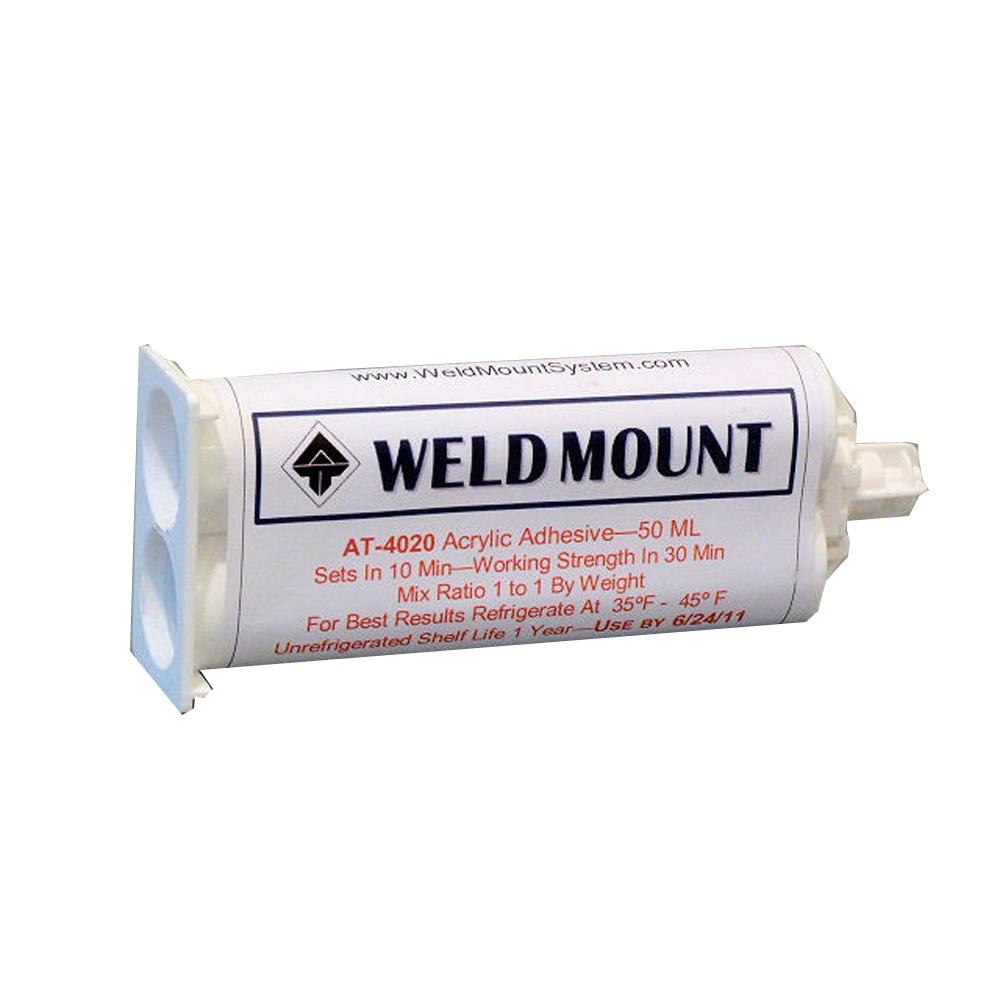 Weld Mount AT-4020 Acrylic Adhesive - 4020