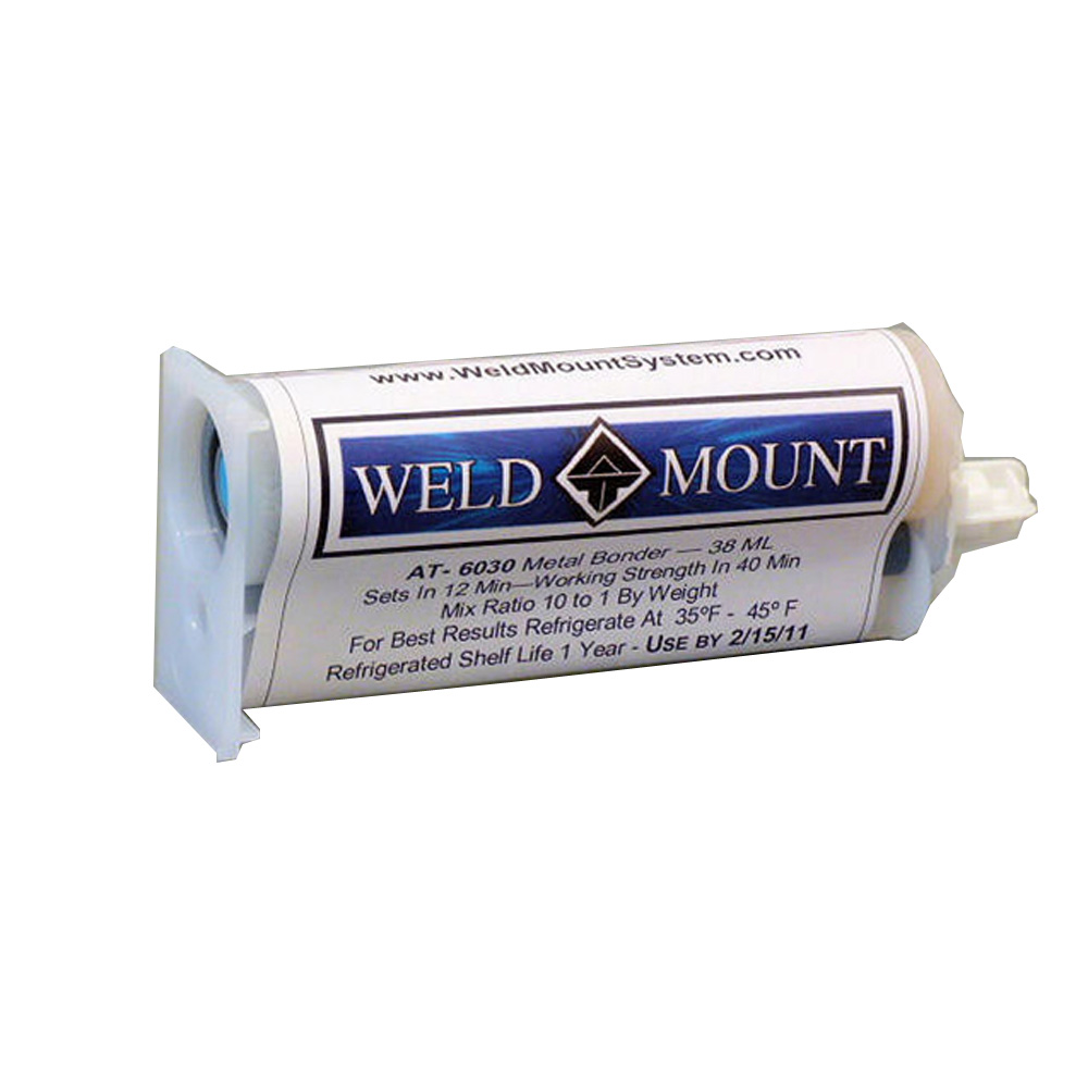 Weld Mount AT-6030 Metal Bond Adhesive - 6030
