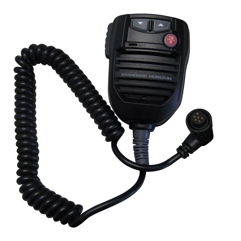 Standard Horizon Replacement VHF MIC for GX5500S & GX5500SM - Black - CB3961001