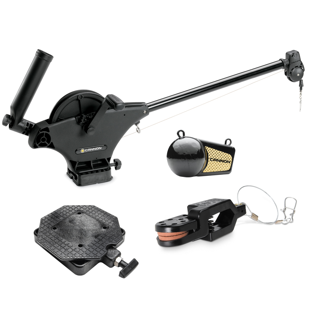 Cannon Uni-Troll 5 ST Manual Downrigger Trolling Kit - 1901122