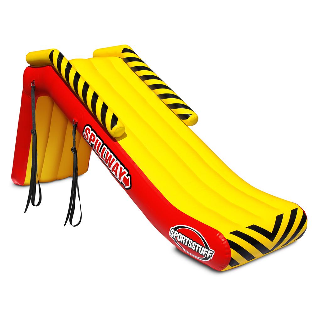 SportsStuff Spillway Pontoon Slide - 58-1350