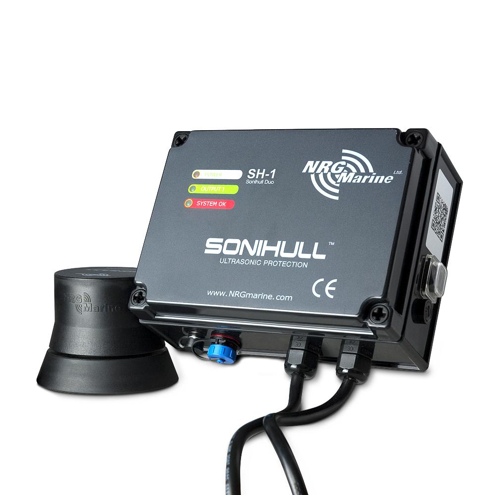 NRG Marine Sonihull Mono - Ultrasonic Antifouling System - NRGSH1