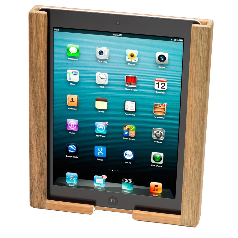 Whitecap Teak iPad Holder - 65855