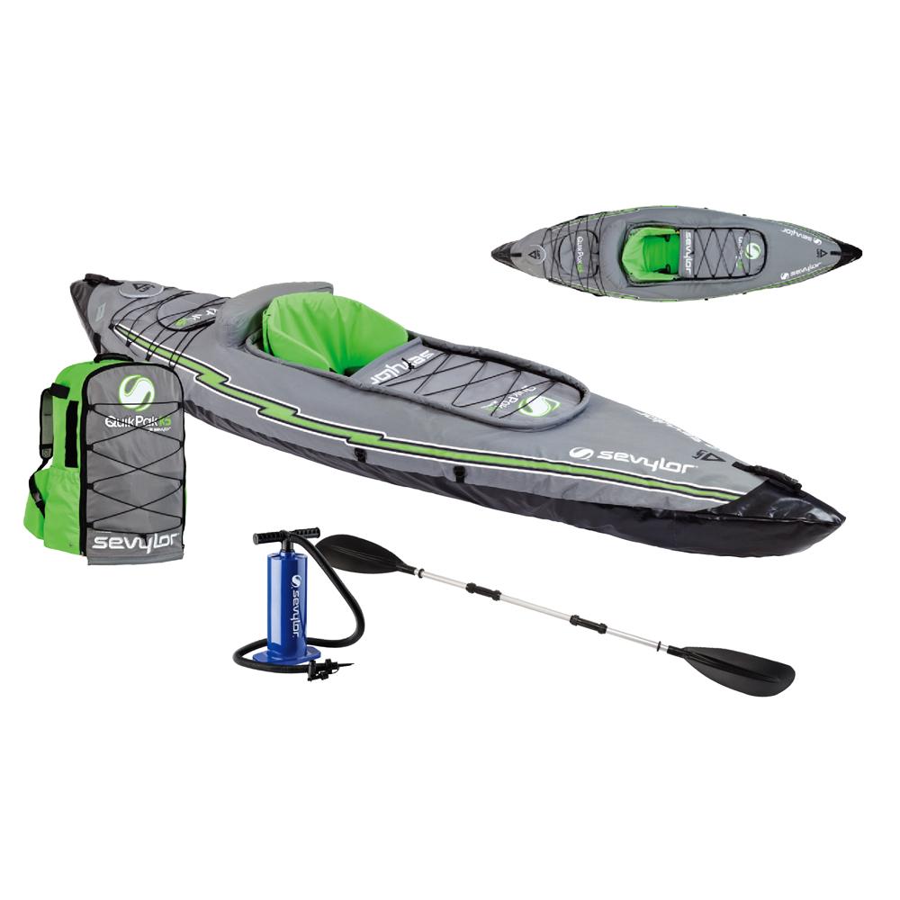Sevylor K5 QuikPak™ Inflatable Kayak - 2000014136