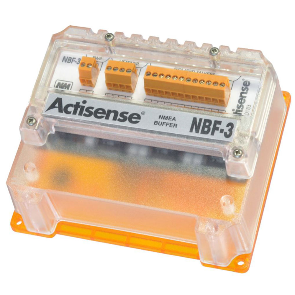 Actisense NMEA0183 Buffer w/6 ISO-Drive Outputs CD-51788